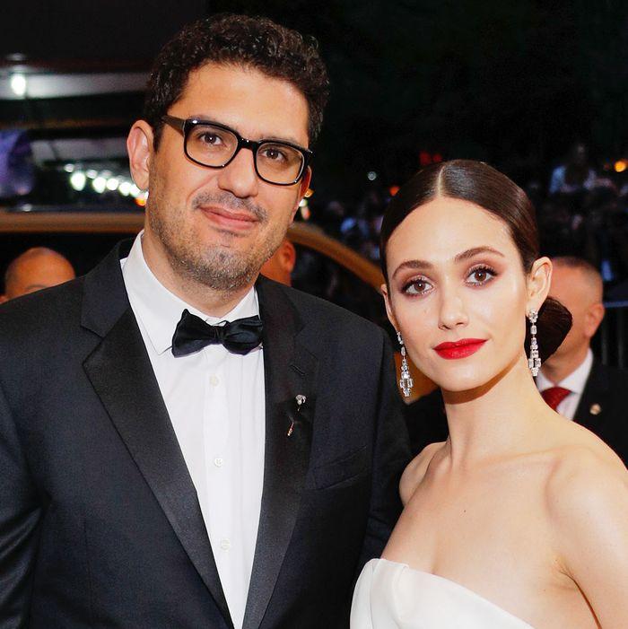 Emmy Rossum Wedding: Emmy Rossum And 'Mr. Robot's Sam Esmail Got Married