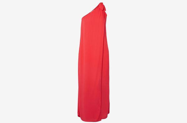 Mara Hoffman One-Shoulder Dress