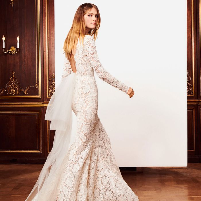 Traditional Long Sleeve Wedding Gowns: 23 Elegant Long-Sleeve Wedding Dresses For Winter Weddings