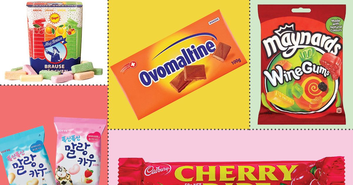 Best International Candy on Amazon