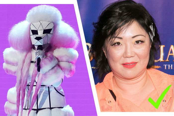Confirmed: The Poodle is Margaret Cho!