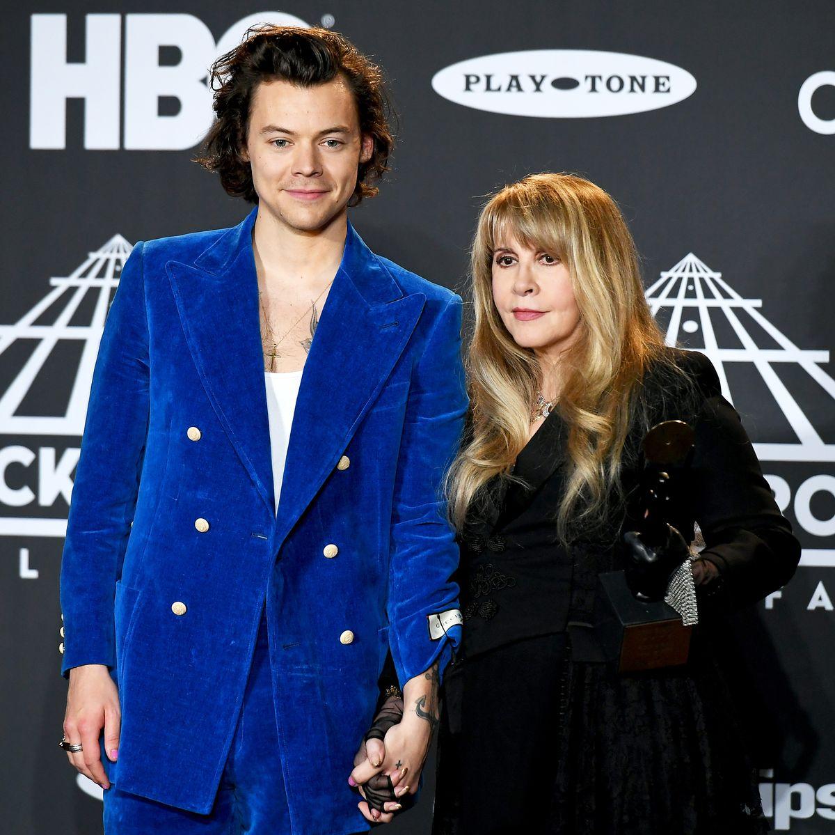 Stevie Nicks Calls Harry Styles' Fine Line His Rumours