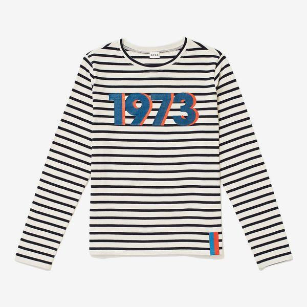 Kule The Women's Modern Long Sleeve Tee 1973