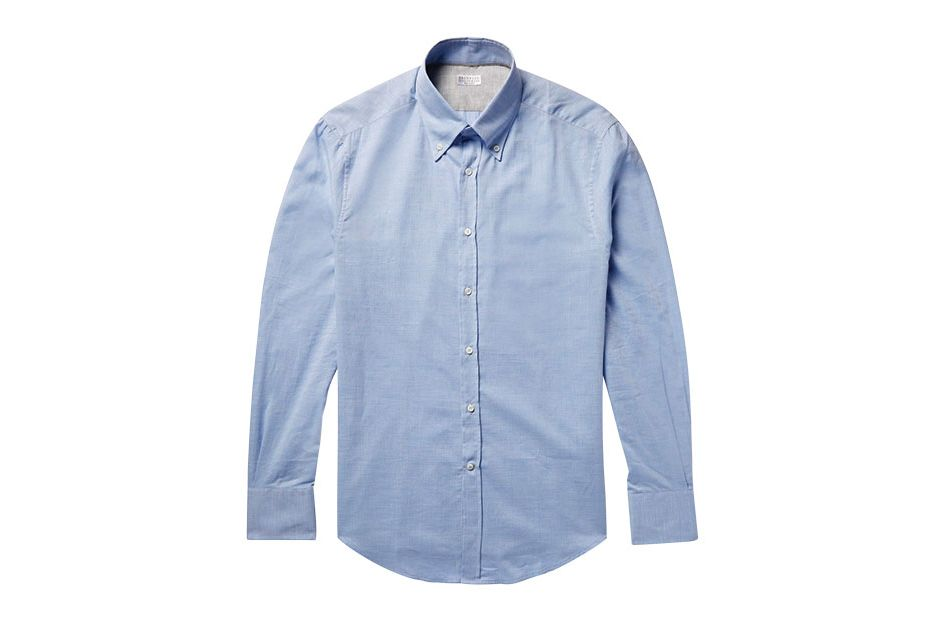Oxford Button-Down Sport Shirt