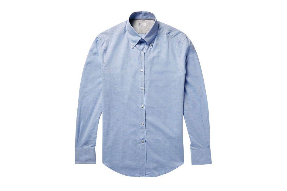 Oxford Button-Down Sport Shirt