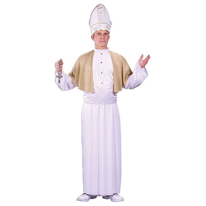 FunWorld Men's Pontiff Costume