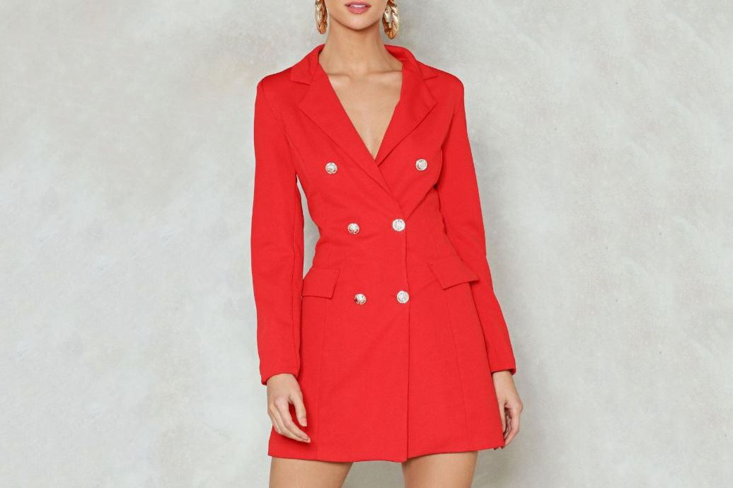 Lottie Blazer Dress