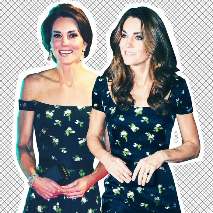 Why Does Kate Middleton Rewear Outfits