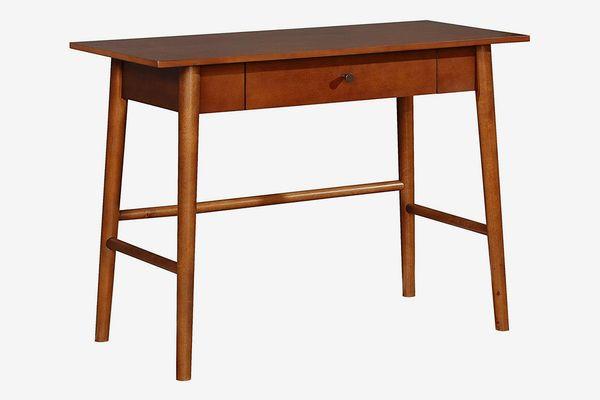 Linon Walnut Desk