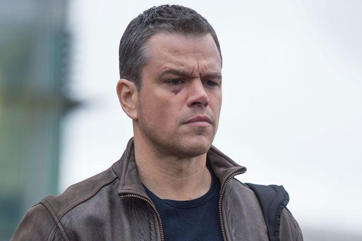 Film Title: Jason Bourne