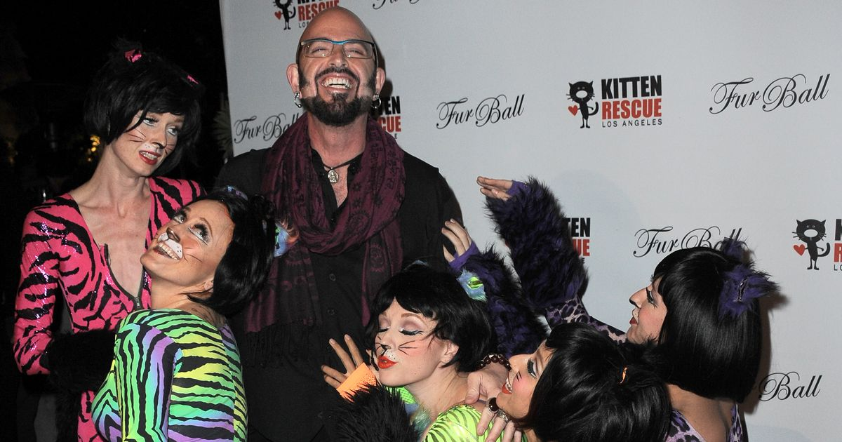 Jackson galaxy isn t here for your grumpy cat shenanigans for Jackson galaxy images
