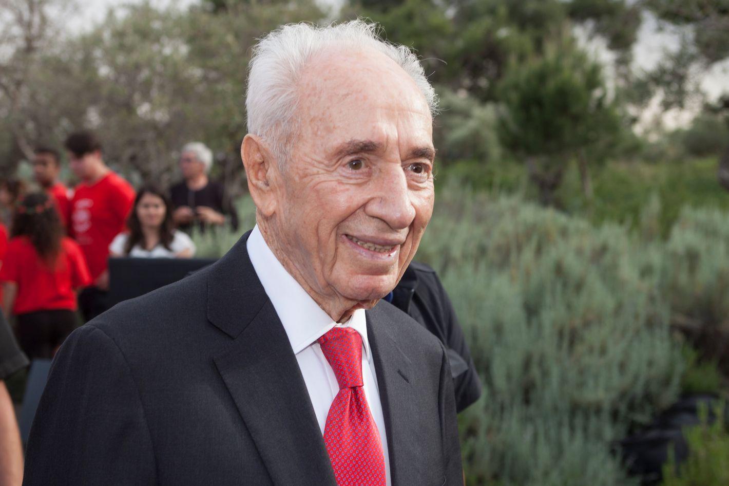 Israel's former President Peres dies