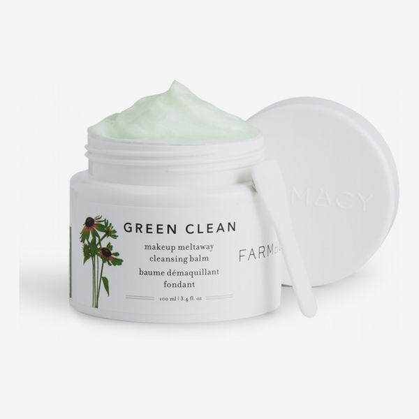 Farmacy Green Clean Makeup Removing Cleansing Balm