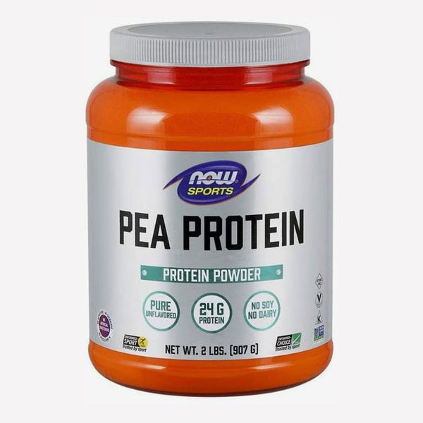 Now Sports Unflavored Pea Protein Isolate, 2 lb.