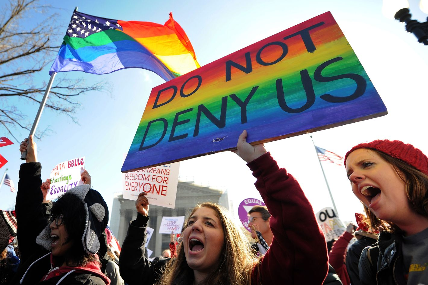 gay marriage is now legal across the entire northeast