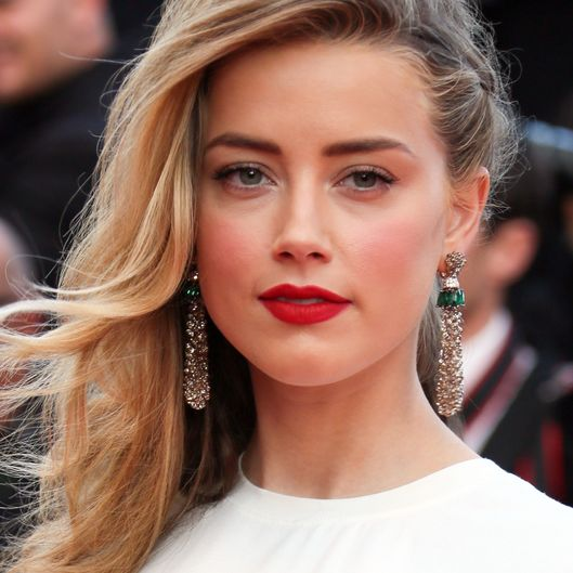 Amber Heard Will Play Mera In Justice League -- Vulture