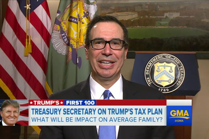 Trump tax plan stands to benefit the man in the White House