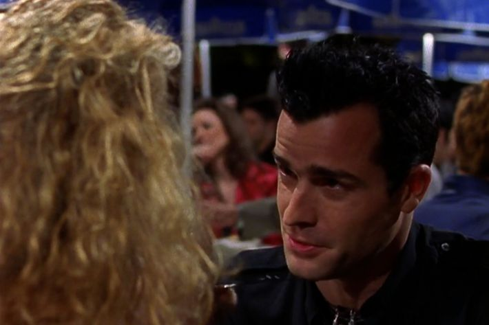 Justin Theroux as Jared.