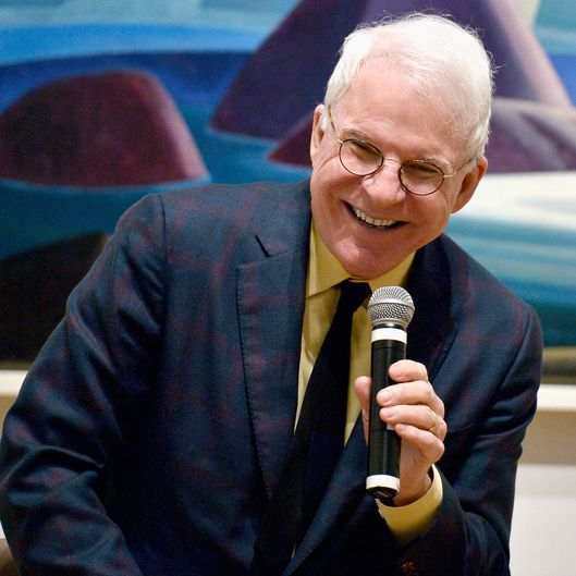 "Guest Curator Steve Martin Presents ""The Idea Of North: The Paintings Of Lawren Harris"""