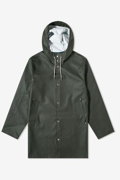 Stutterheim Stockholm Raincoat (Green)