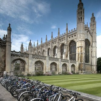 General view of the Cambridge University