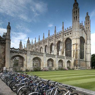 General view of the Cambridge University