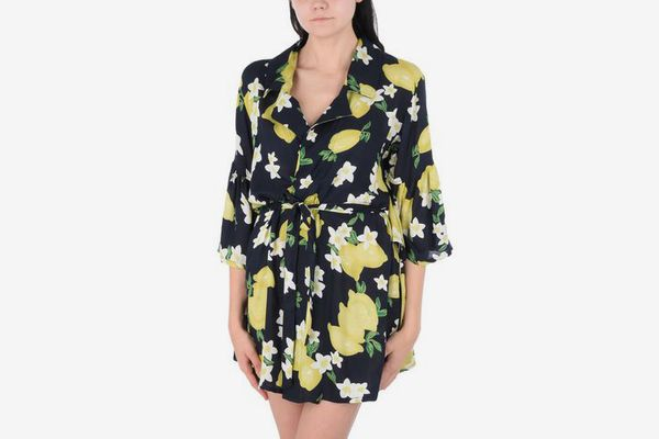 Underprotection Lemona Kimono