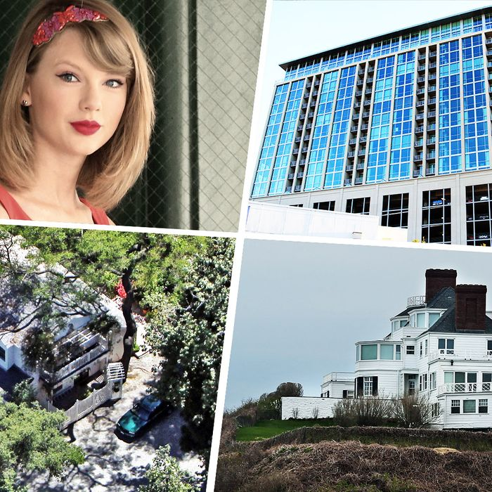 Taylor Swift S 4 Houses Ranked