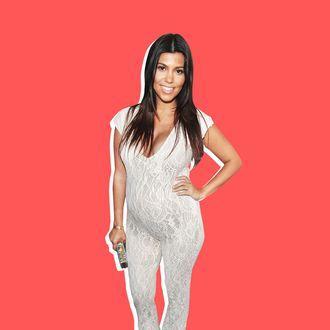 BRIDGEHAMPTON, NY - AUGUST 09: TV Personality Kourtney Kardashian attends Women's Health Hosts Hamptons