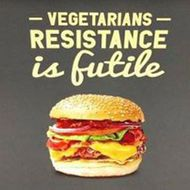 Irate Vegetarians Forced a Burger Chain to Pull Its Ads