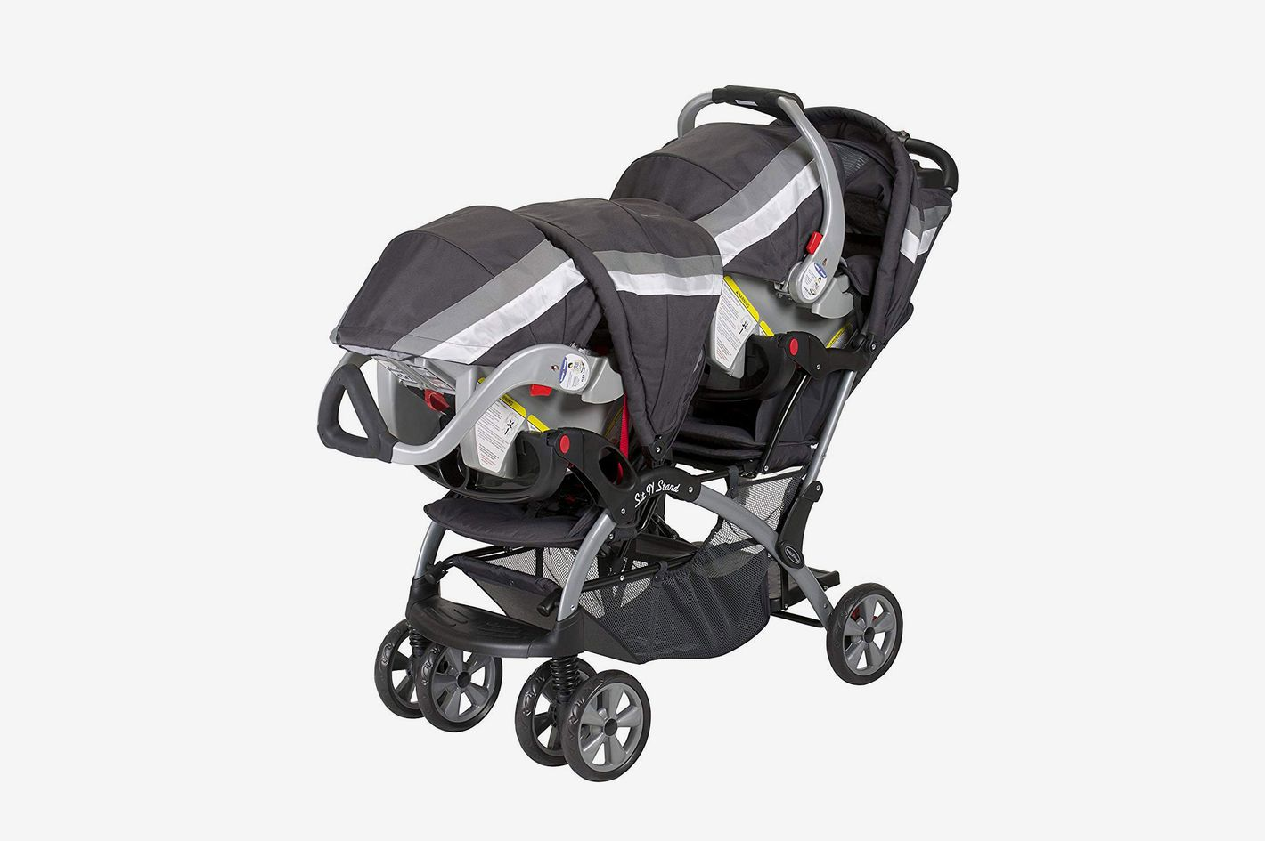 Baby Strollers And Car Seats: 10 Best Double Strollers 2018