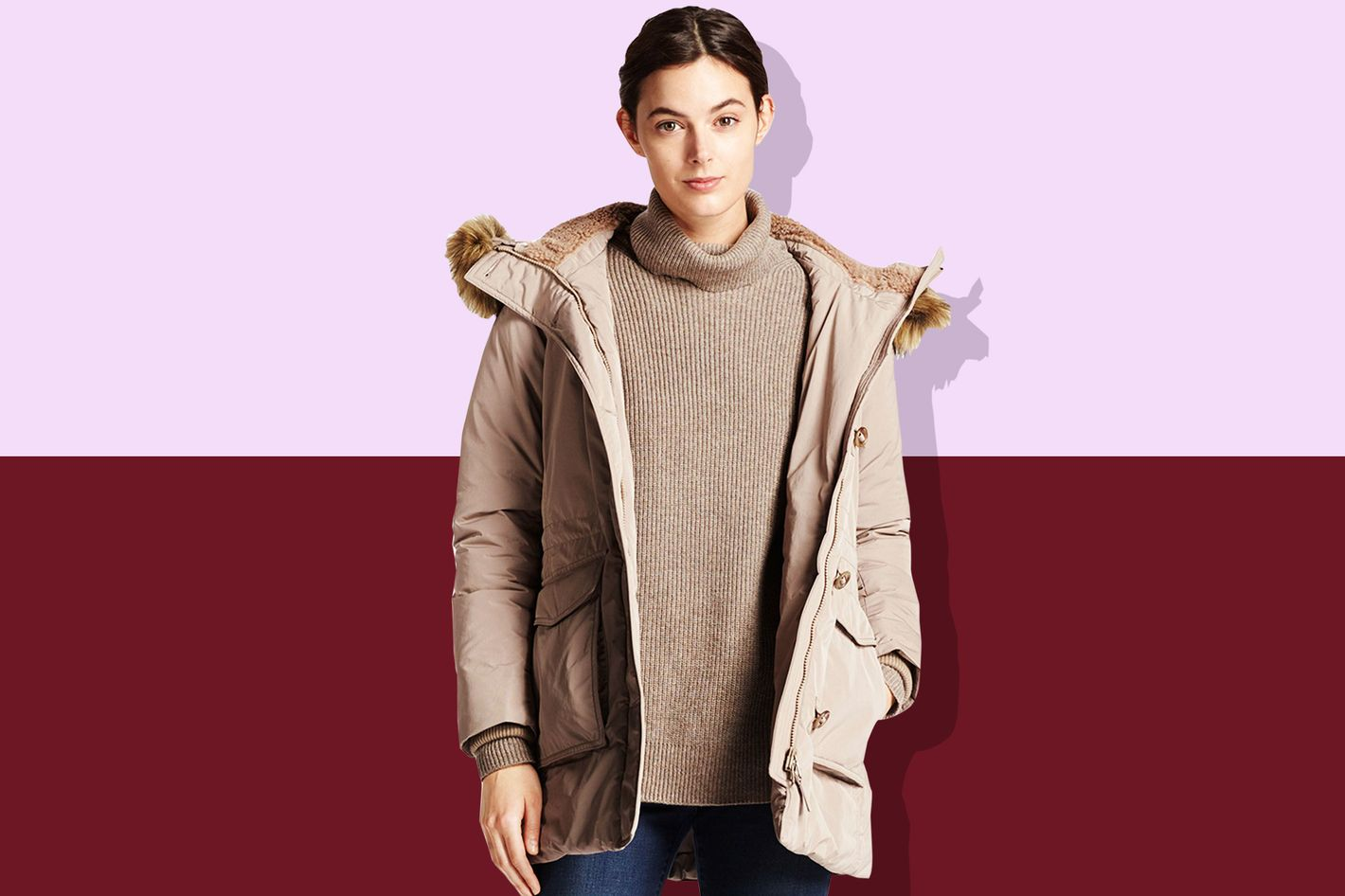 14e4e19a3 Deal of the Day: A Very, Very Warm Coat from Uniqlo