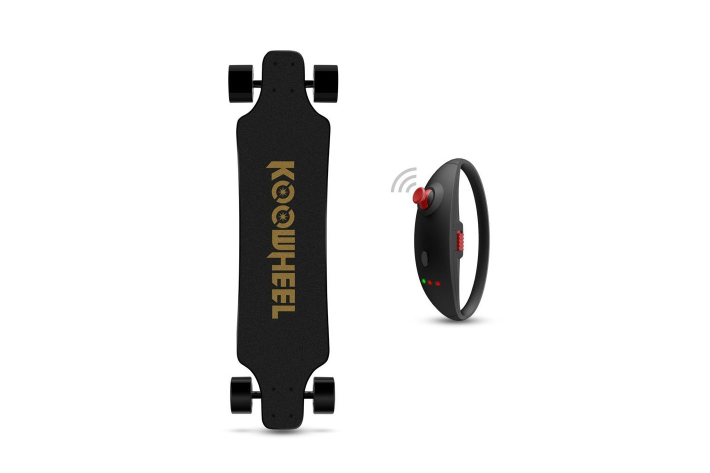 Koowheel Electric Skateboard Kooboard D3M 2nd Generation Dual Brushless Hub Motor 5500mAh Battery