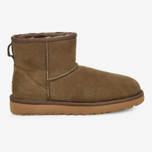 Ugg Classic Mini II Ankle Boots in Suede