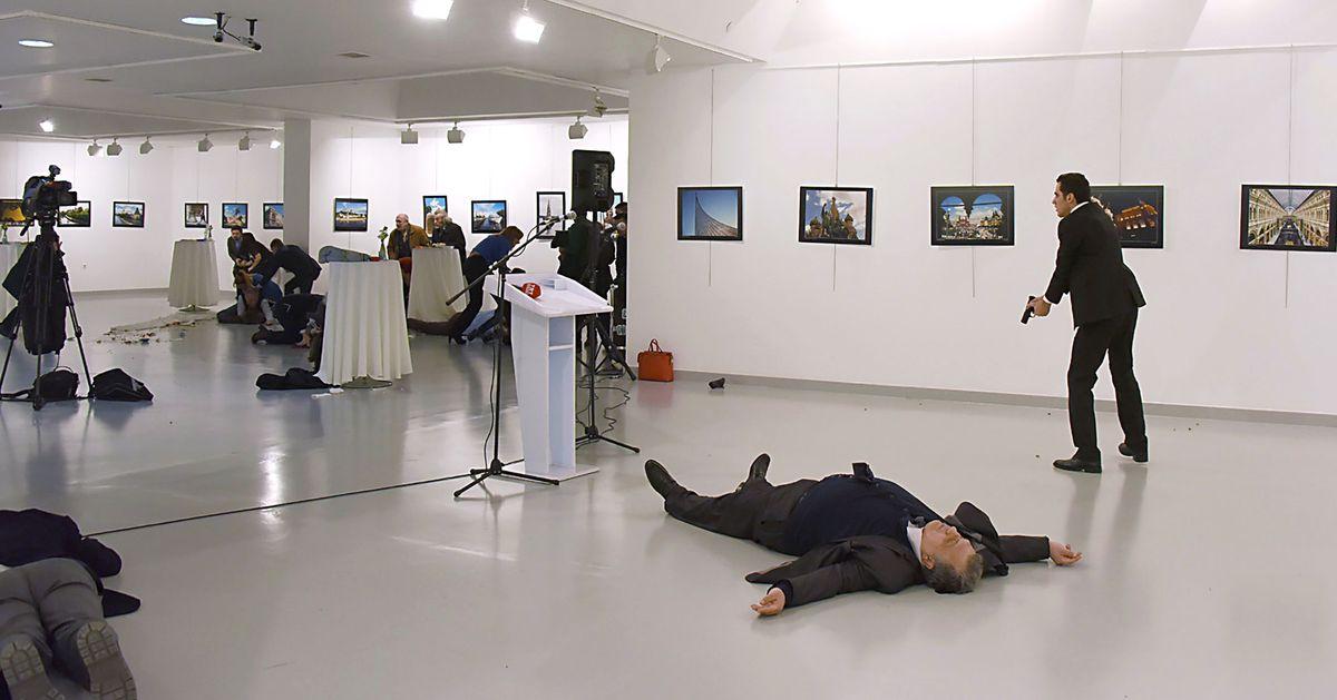 Considering the Ankara Assassination Photos As History Painting