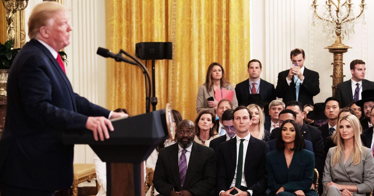 Trump Sours on Criminal Justice Reform, Jared Kushner