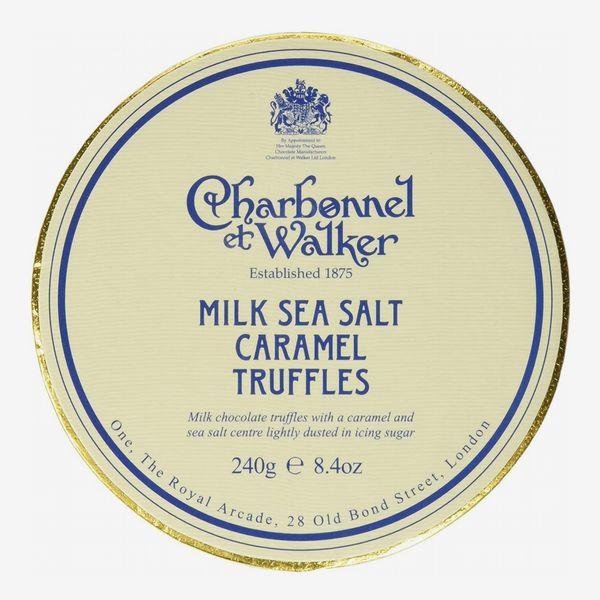 Charbonnel et Walker Sea Salt Banana Caramel Truffles, 120g