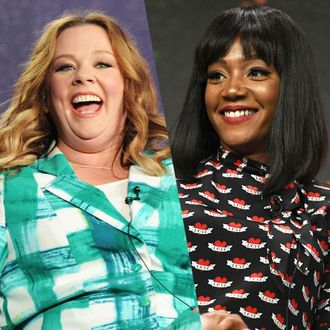 Melissa McCarthy And Tiffany Haddish Are Teaming Up In The Kitchen