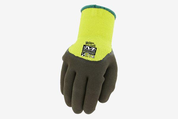 Mechanix Wear Hi-Viz SpeedKnit Thermal Winter Gloves