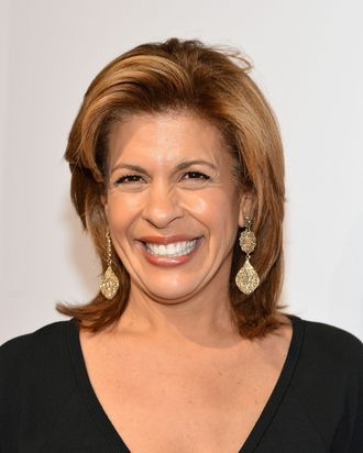 NEW YORK, NY - NOVEMBER 30: Television personality Hoda Kotb attends the 2012 Billboard Women In Music Luncheon at Capitale on November 30, 2012 in New York City. (Photo by Mike Coppola/Getty Images)