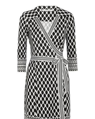 Always Shopping: The Perfect Printed Wrap Dress