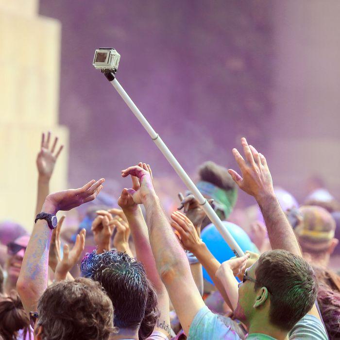 Selfie Festival Known As Coachella Boldly Bans the Selfie Stick