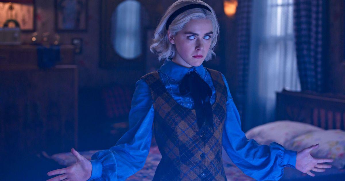 Chilling Adventures Of Sabrina Recap Season 2 Episode 8