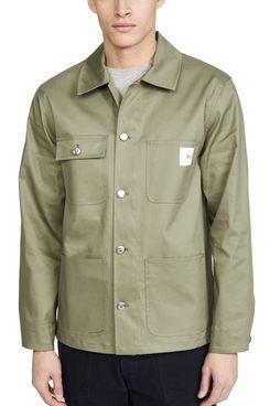 A.P.C. x Carhartt WIP Chore Coat