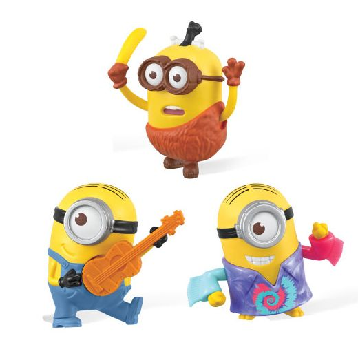 Parents Claim McDonald's New Minions Toys Are Dropping F-Bombs