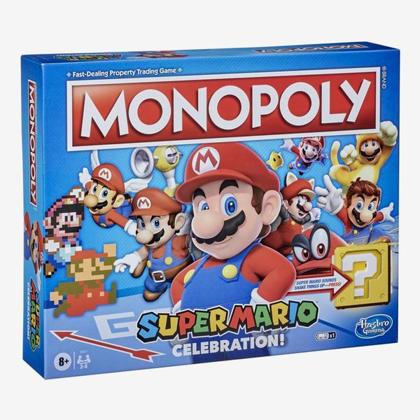 Monopoly Super Mario Celebration! Edition