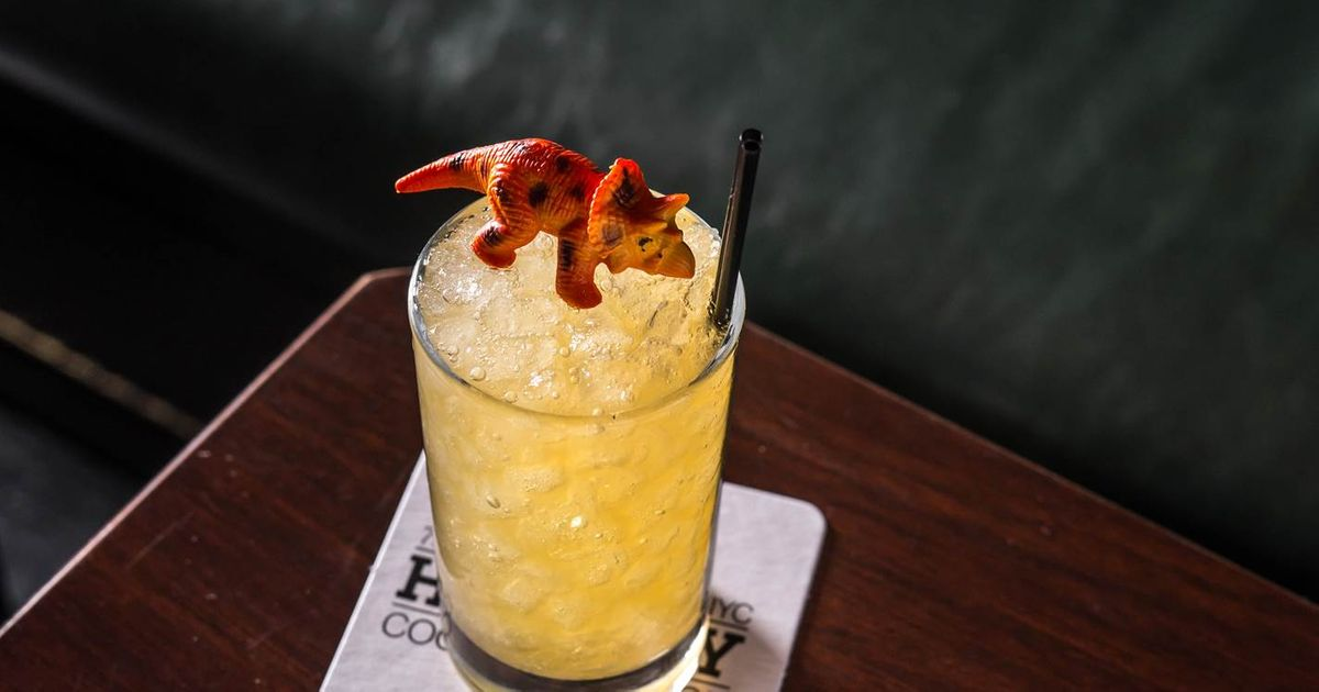 10 Charmingly Lowbrow Drinks Now on Serious Cocktail Menus