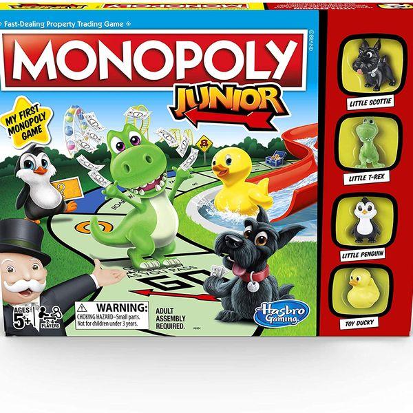 'Monopoly Junior' Game