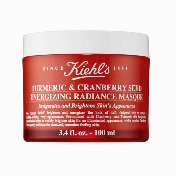 Kiehl's Since 1851 Turmeric & Cranberry Seed Energizing Radiance Mask