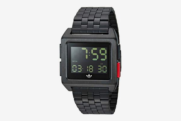 Adidas Watches Archive M1 Stainless Steel Digital Watch